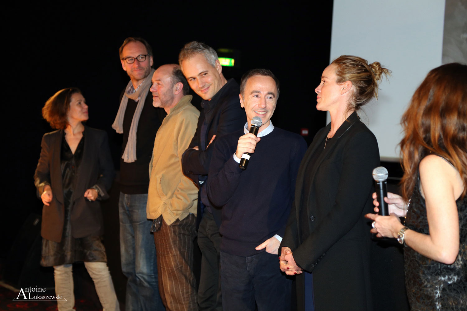 Le jury documentaires